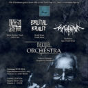 3rd SaFo charity concert flyer