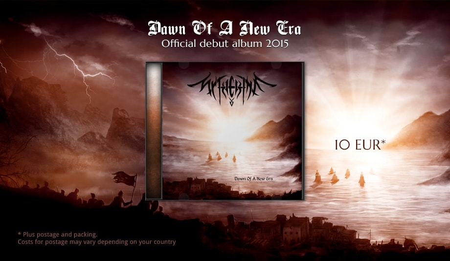 Dawn Of A New Era full-length album