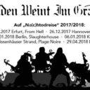 Eden Weint Im Grab Tour 2018