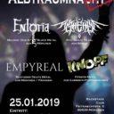 Entoria + Mytherine + Empyreal + Knopf Flyer